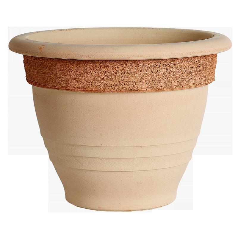 Campana Terracotta Graffiata | Degrea: Produzione di vasi in terracotta