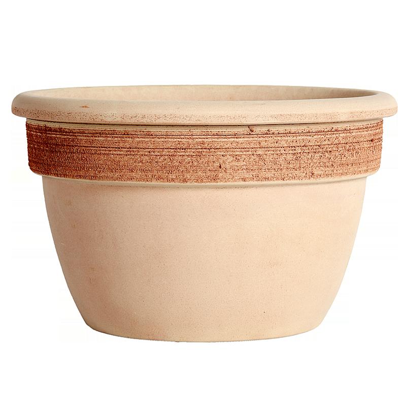 Campanella Terracotta Graffiata | Degrea: Produzione di vasi in terracotta