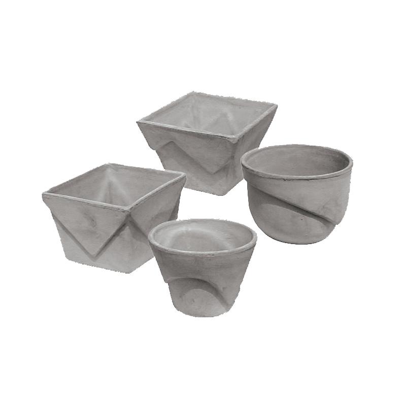 Baby Pot Liscio Terracotta Oasi Vesuvio | Degrea: Produzione di vasi in terracotta