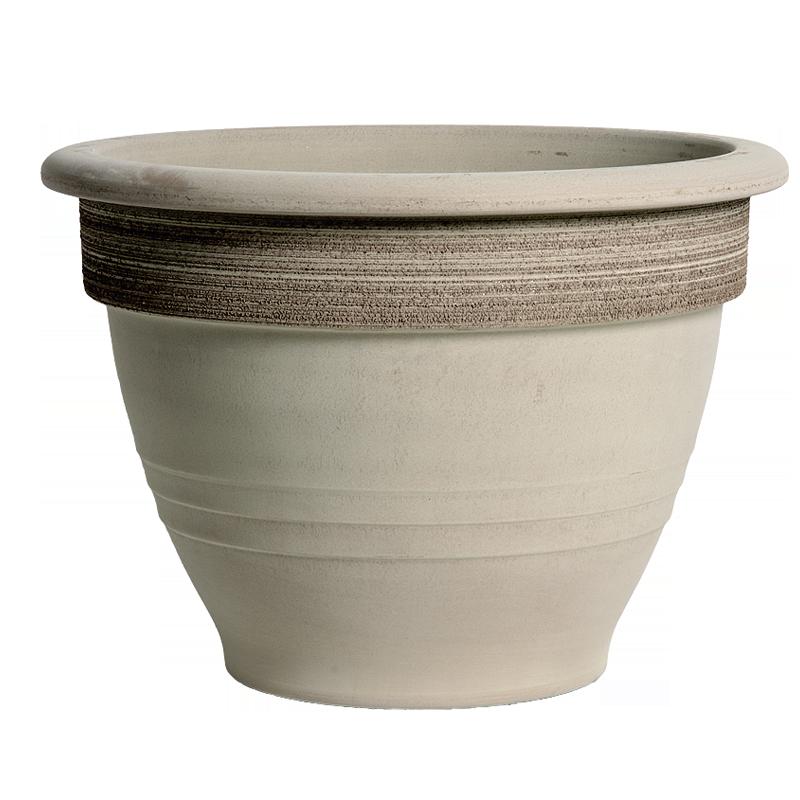 Campana Terracotta Vulcano Graffiata | Degrea: Produzione di vasi in terracotta