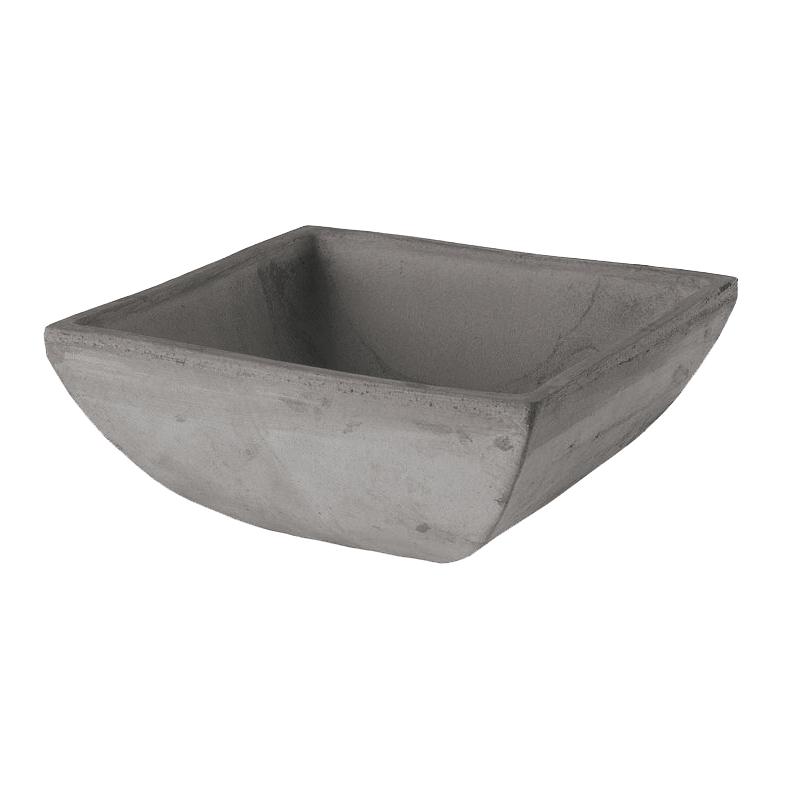 Cassetta Bonsai Quadra Terracotta Oasi Vesuvio | Degrea: Produzione di vasi in terracotta