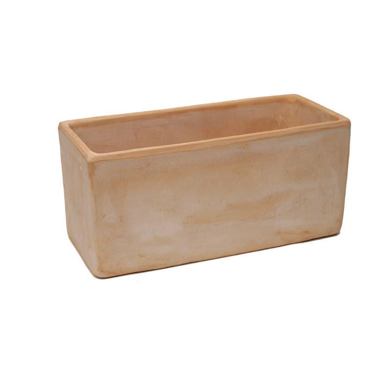 Cassetta Liscia Oasi Contemporanea Terracotta Oasi Contemporanea | Degrea: Produzione di vasi in terracotta
