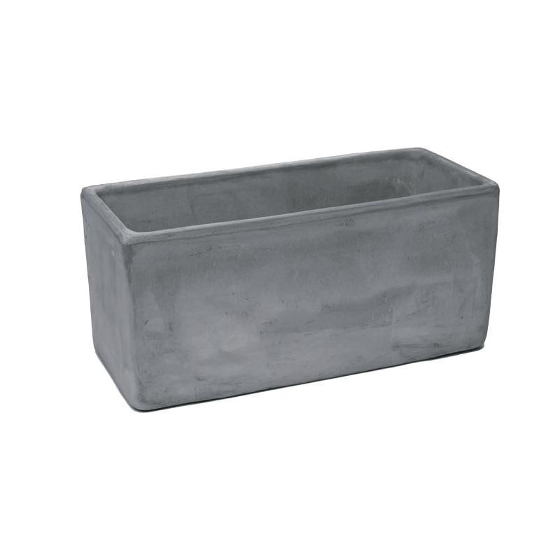 Cassetta Liscia terracotta Oasi Vesuvio | Degrea: Produzione di vasi in terracotta
