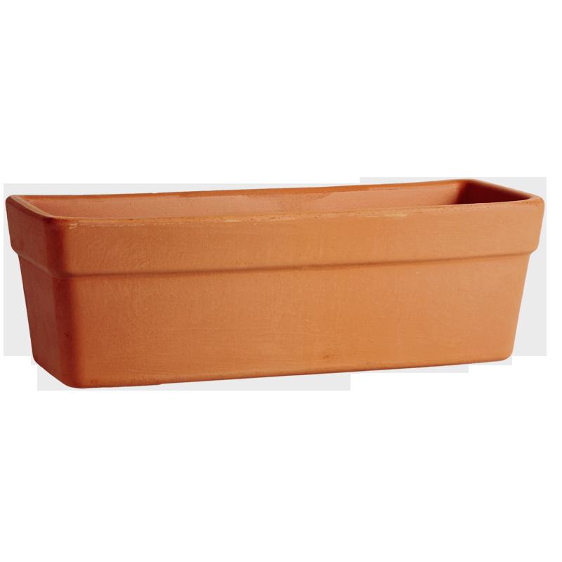 Cassetta Venezia Terracotta Classica | Degrea: Produzione di vasi in terracotta