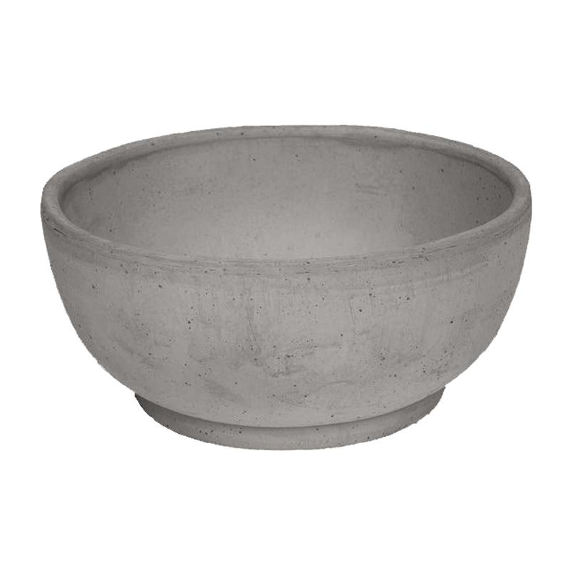 Ciotola Liscia Terracotta Oasi Vesuvio | Degrea: Produzione di vasi in terracotta