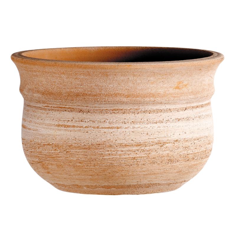 Ciotola Siena Terracotta Oasi | Degrea: Produzione di vasi in terracotta