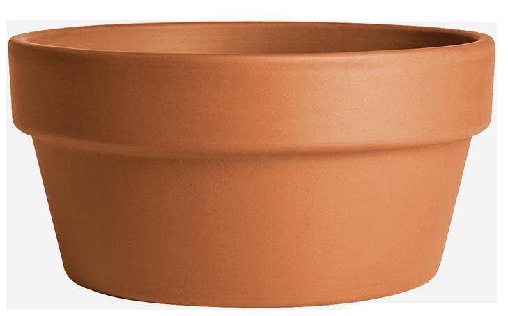 Mini Vaso Terracotta Classica | Degrea: Produzione di vasi in terracotta