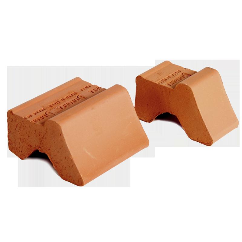 Piedino Terracotta Classica | Degrea: Produzione di vasi in terracotta