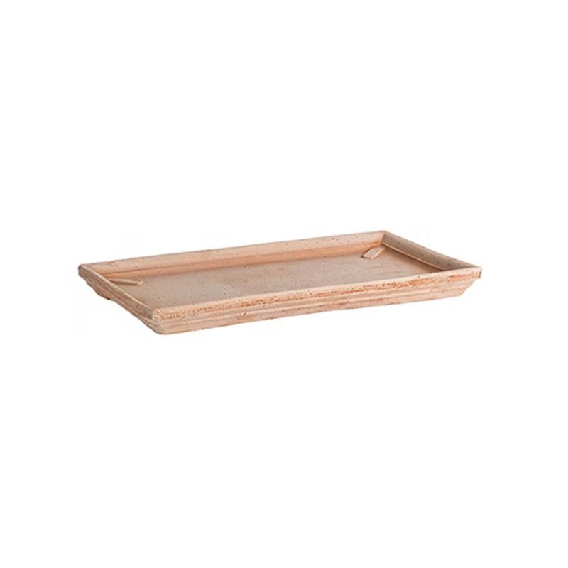 Sottocassetta Terracotta Oasi Classica | Degrea: Produzione di vasi in terracotta