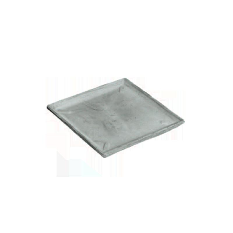 Sottocassetta Quadra Terracotta Oasi Vesuvio | Degrea: Produzione di vasi in terracotta