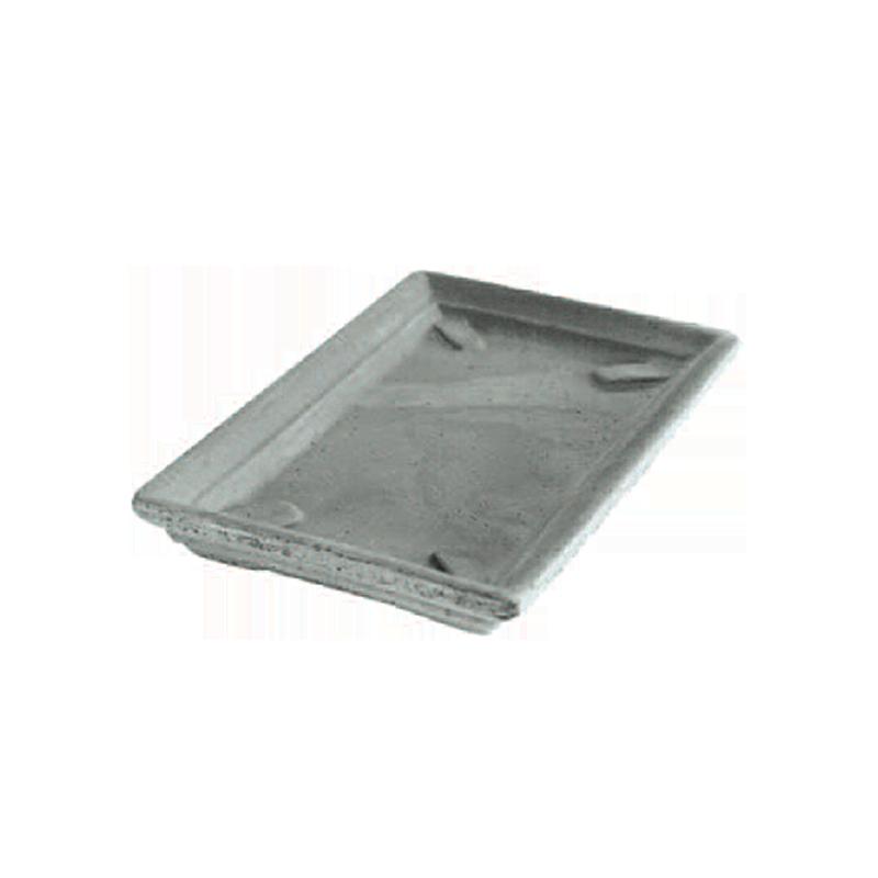 Sottocassetta Rettangolare Terracotta Oasi Vesuvio| Degrea: Produzione di vasi in terracotta