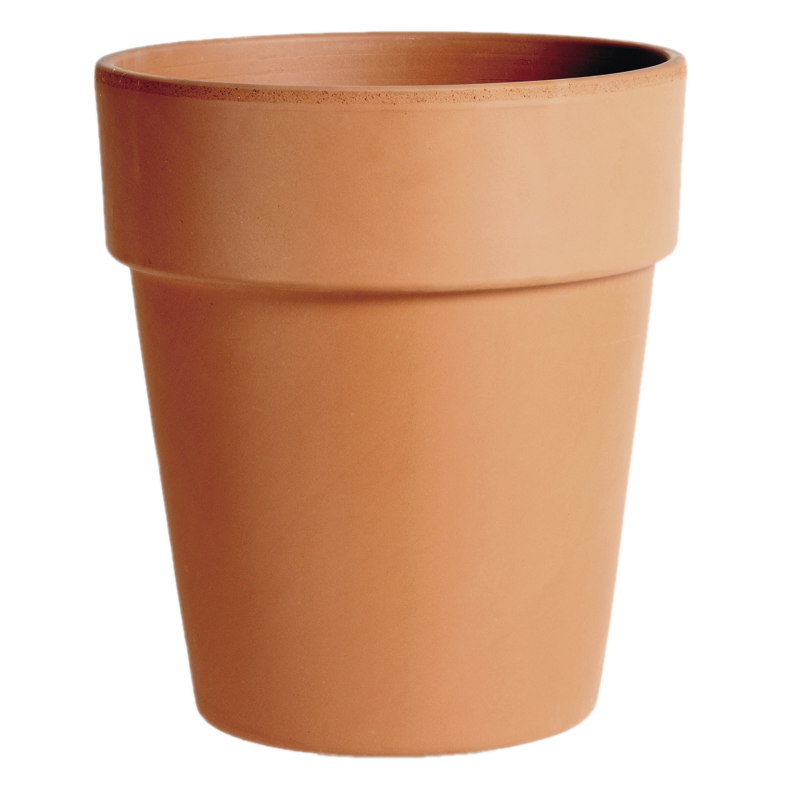 Vaso Alto Terracotta Classica | Degrea: Produzione di vasi in terracotta