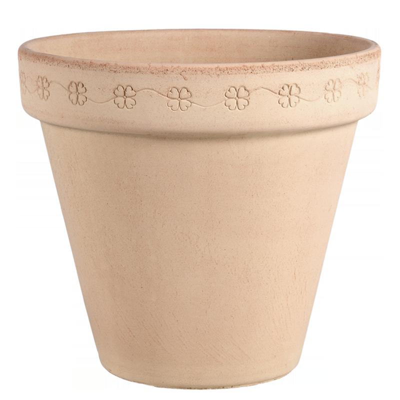 Vaso Margherita Terracotta Arena | Degrea: Produzione di vasi in terracotta