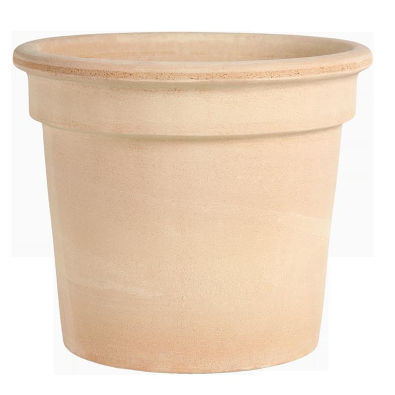 Vaso Milano Terracotta Arena | Degrea: Produzione di vasi in terracotta