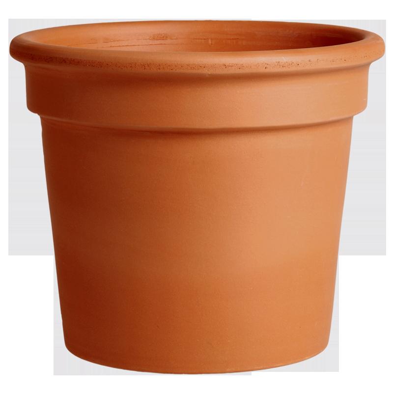 Vaso Milano Terracotta Classica | Degrea: Produzione di vasi in terracotta