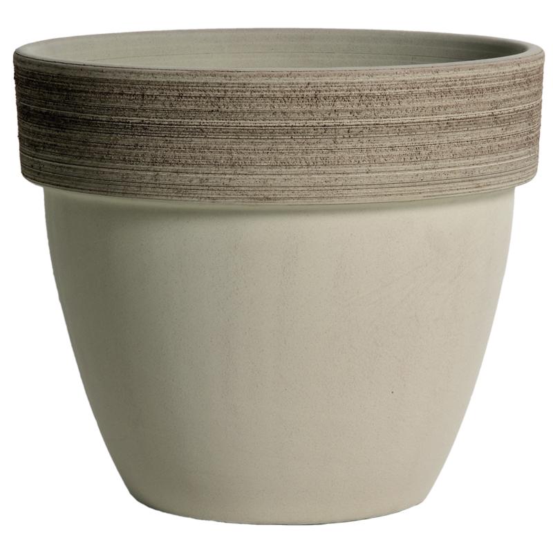 Vaso Palladio Terracotta Vulcano Graffiata | Degrea: Produzione di vasi in terracotta
